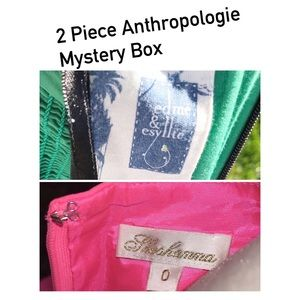 Anthropologie Mystery Box ♥️ 2 Pieces